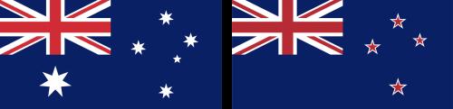 NutriCalc - AUS NZ flags